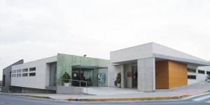 Edificio de servicios