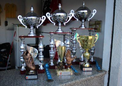 Trofeos entregados