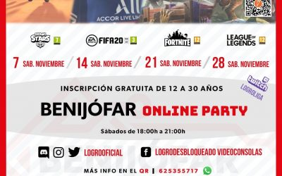 BENIJÓFAR ONLINE PARTY 2020
