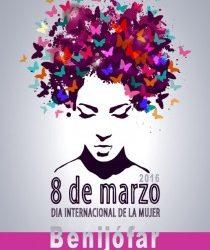 """8 DE MARZO """"DÍA INTERNACIONAL DE LA MUJER""""  2016"""