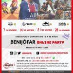 BENIJÓFAR ONLINE PARTY 2020